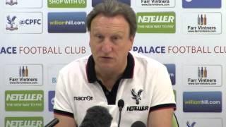 Neil Warnock's Pre-Tottenham Hotspur Press Conference