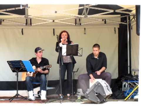 Paula Kiete Singing Next To Me