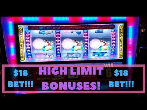 🚨 $18/Spin High Limit🚨New Slot Alert - Double Bubble Bonus @ Pechanga