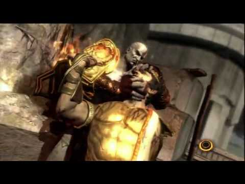 God of War 3  Even Gods Fall  Asylum  Disturbed