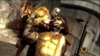 God of War 3 - Even Gods Fall - Asylum - Disturbed