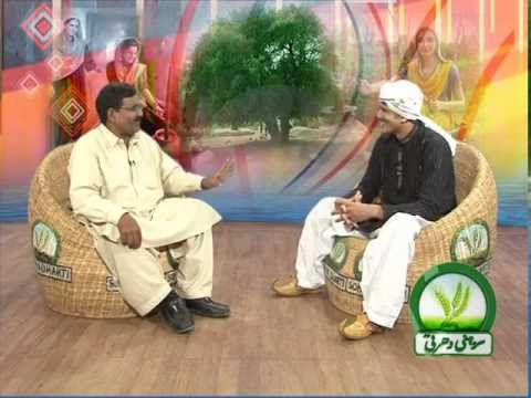 Main Aiya Hath Sapahiyan Dey BY Yasir Abbas Malangi and Ali Zulfi AT Sohni Dharti TV