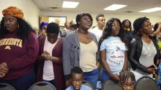 Apostle John Dakena Russell @ 3 Nights Of Prayer & Worship|Day 2
