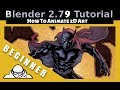 How To Animate 2D Art And Export It As A