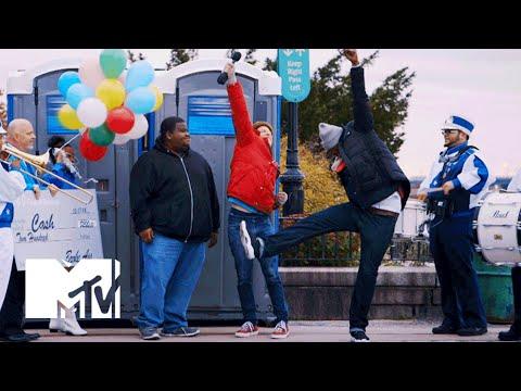 Broke A$$ Game Show | 'Potty Parade' Official Clip | MTV