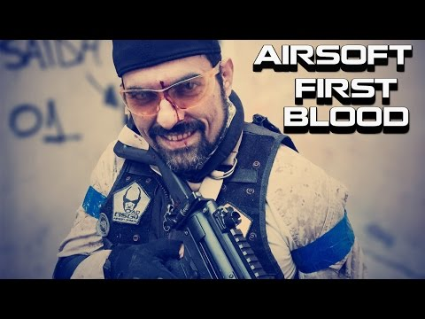 GSG9 Airsoft Team - First Blood ( English Subtitle ) - 동영상