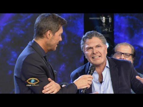 Polémico y gracioso, Freddy imitó a Mauricio Macri y bromeó sobre su estado de salud