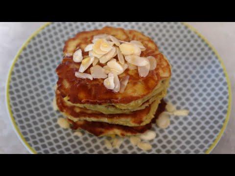 How To Make Easy 3 Ingredient Banana Pancakes Recipe | Gluten Free Coconut Flour Recipes