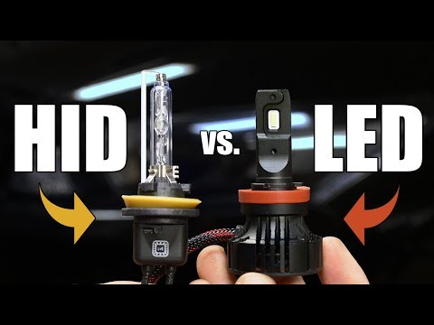 HID Headlights: Are they Better than LEDs?