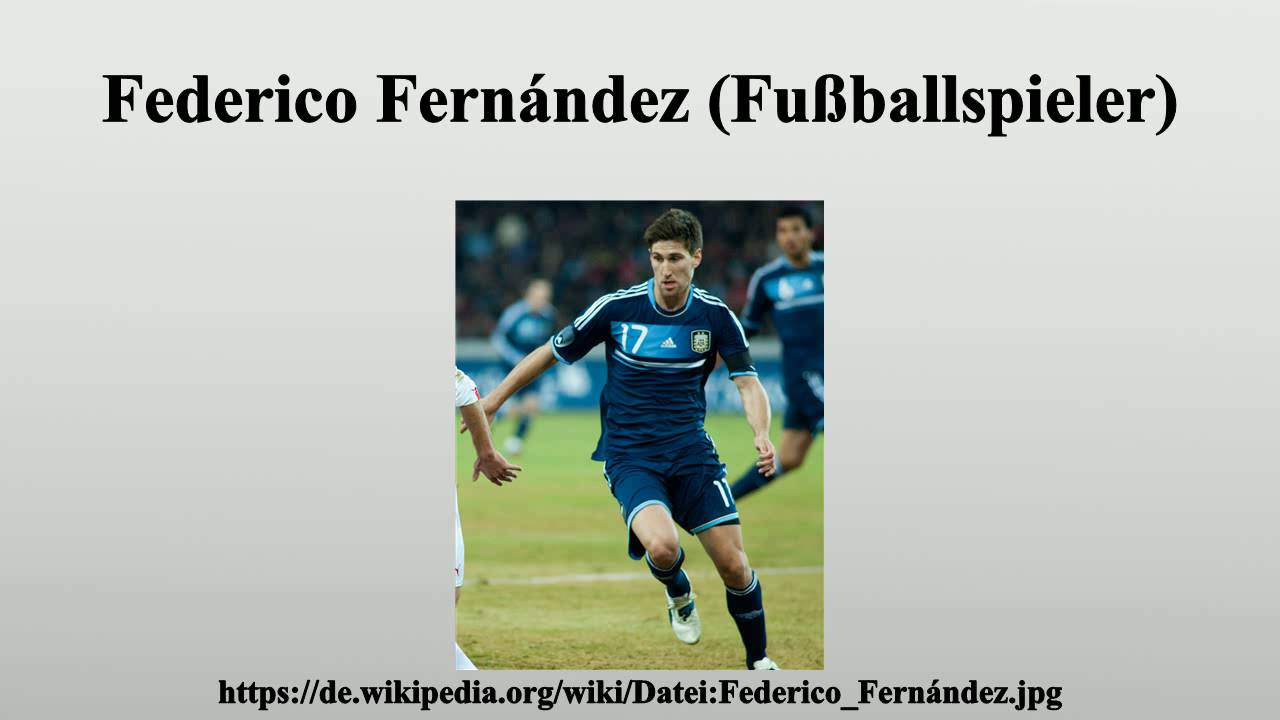 Federico Fernandez Fussballspieler