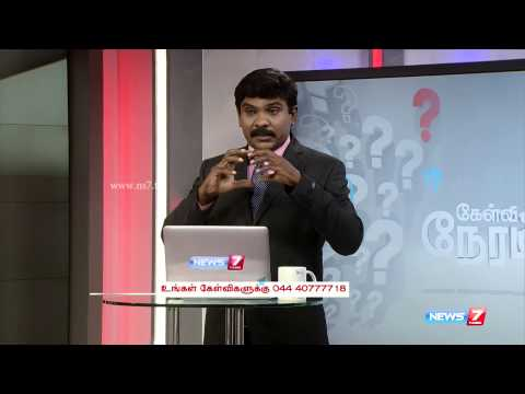 Puthiya Tamizhagam leader K Krishnasamy answers people's complex questions