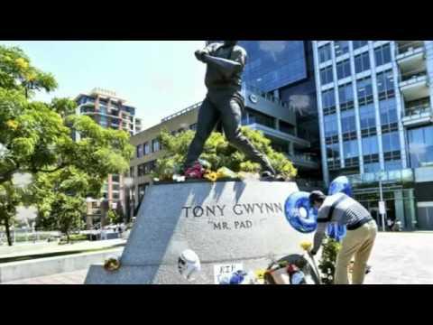 Baseball Legend Tony Gwynn Dies   Tribute Video