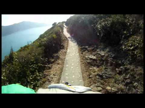 GoPro HERO HD 100km Ultra Marathon Trail Running in Vibram Five Fingers