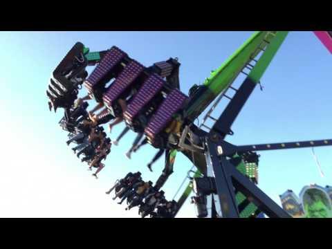 Ryan Crow - Extreme (KMG Afterburner) Offride