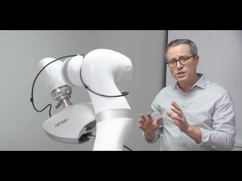 What is the ARTAS iX Robot?