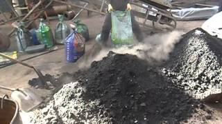 Raw material to be make organic fertilizer