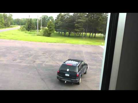 Office employees Prank the Boss with empty parking lot