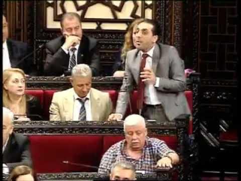 ماذا قال عضو في مجلس الشعب عن (فراس الخطيب)؟ وردة فعل (زهير رمضان)
