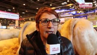 Marie -Jo Beauchamp, éleveuse bovins ovins 05 - acheter français apporte de la confiance