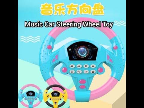 Baby Monsta (JB) Music Steering wheel