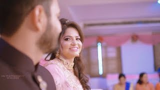 Indian Ring Ceremony Songs | Highlight | Cinematic Wedding Ceremony | Om Photography