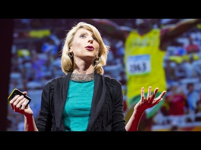 【TED】Amy Cuddy: Your body language may shape who you are (Your body language may shape who you are | Amy Cuddy)