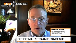 Oaktree's Howard Marks Says Fed Can't Prevent Credit Market Cycle