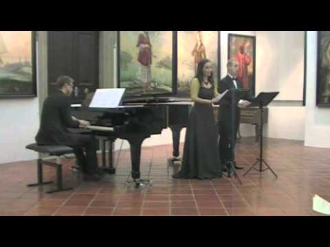 R.Schumann - Four Duets for soprano and tenor op.78 (No 3,4)