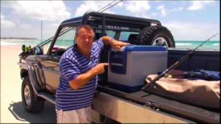 Spend some time on Moreton Island with ARBs Roger Vickery as we che...