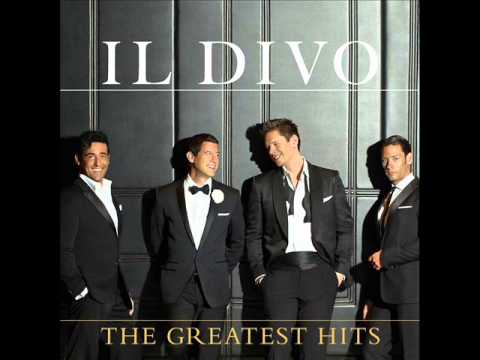 Il Divo- Time to say goodbye- The greatest hits