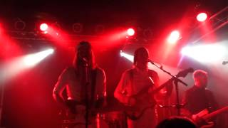 Friska Viljor - Stalker live in Rostock 11.02.2013