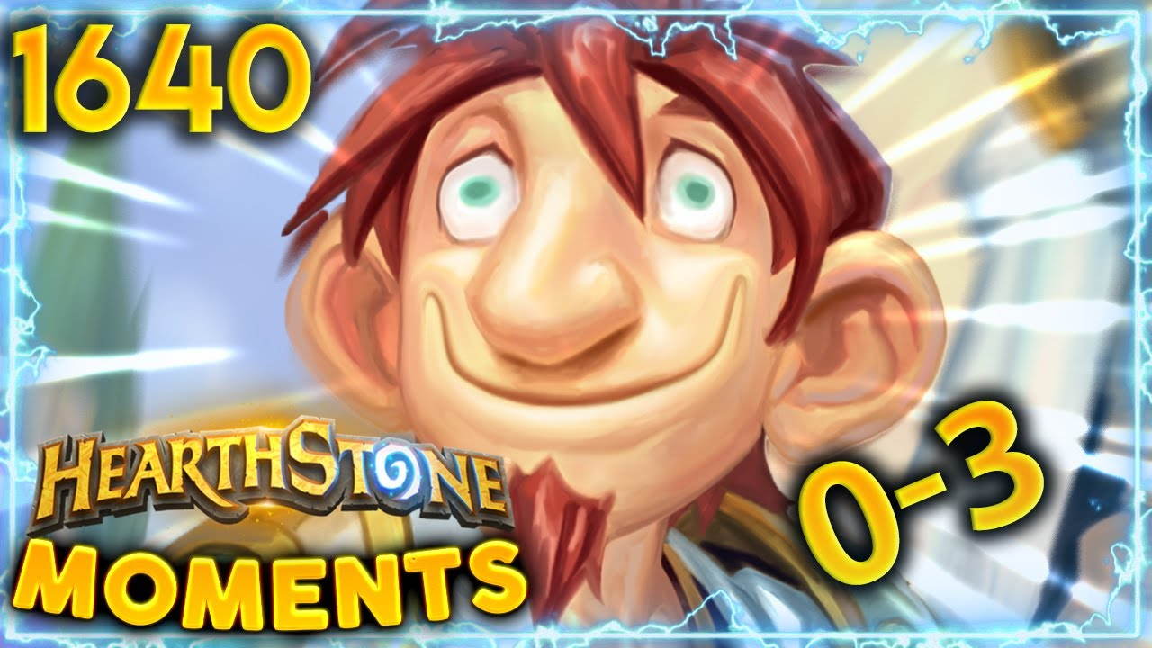 How NOT To Play HEROIC BRAWLISEUM!   Hearthstone Daily Moments Ep.1640