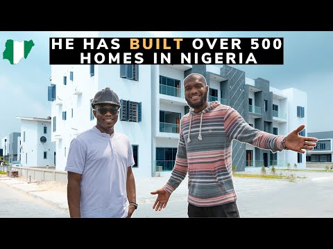 How a 32 year old Nigerian Built a Successful Real Estate Empire in Nigeria.
