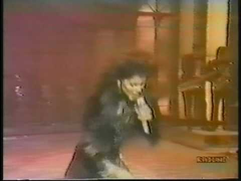 Vanity Perform Under The Influence live on RAI TV