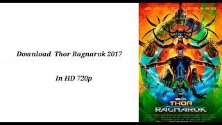Thor Ragnarok 2017:Download/Watch full movie in HD(720p)