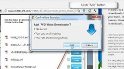 FVD Video Downloader Guide. How to download video.
