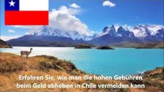 Geld abheben in Chile