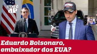 Bolsonaro confirma que deve indicar filho para cargo de emba...