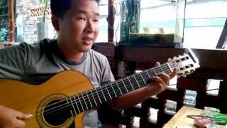 [HƯỚNG DẪN] Sầu tím thiệp hồng - Guitar Solo - Phần 3