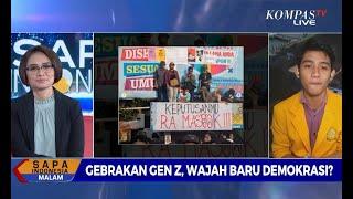 Dialog - Gebrakan Gen Z, Wajah Baru Demokrasi? (1)