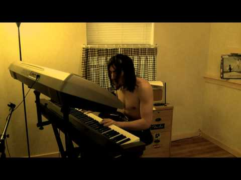 """Rolling Stones """"Shine A Light"""" Piano Cover"""