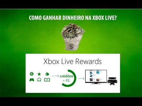 🎮 COMO GANHAR DINHEIRO NA LIVE XBOX, PARA COMPRAR MAIS JOGO - Rewards