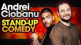 Andrei Ciobanu - Despre Maluma si Radu (stand-up comedy Club 99)