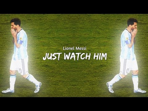 Lionel Messi - Just Watch Him | THE MOVIE 2016 (HD)