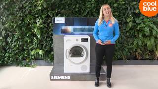 Siemens WT46G400NL iSensoric Wasdroger Review (Nederlands)