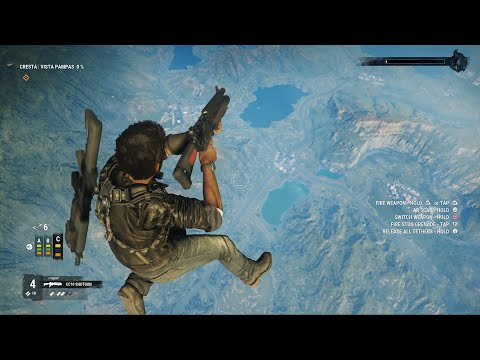 Just Cause 4: Quick Look thumbnail