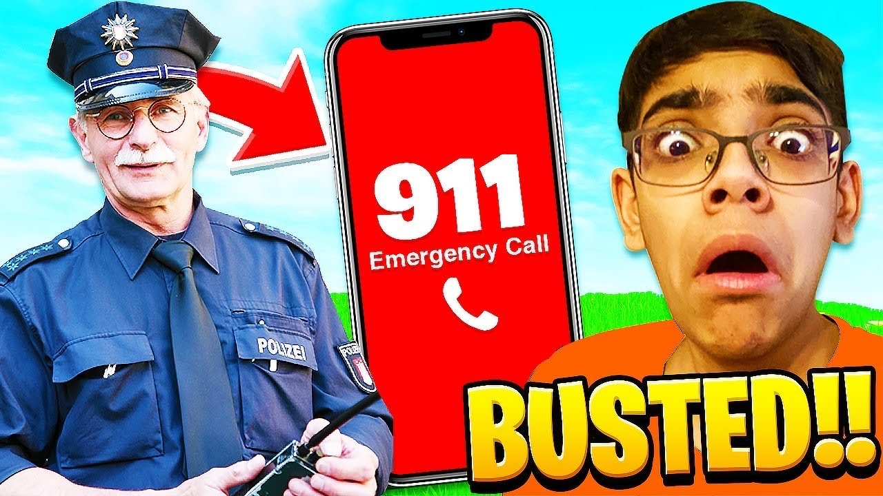 Download I Called The COPS On My Crazy Cousin... (Fortnite)
