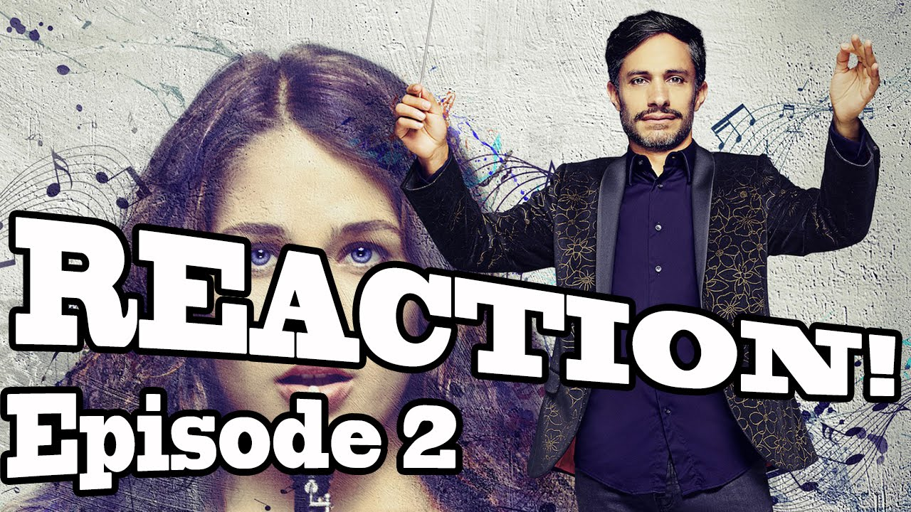 Download REACTION: Mozart In The Jungle - Season 2 Episode 2