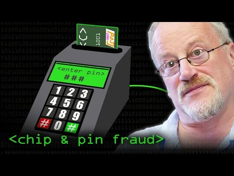 Chip & PIN Fraud Explained - Computerphile