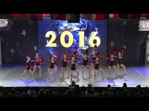 RMIT Cheerleading Club (Australia) - Redbacks [2016 Open Pom Finals]